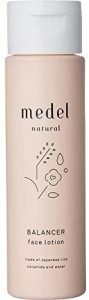 medel natural(メデル ナチュラル) バランサー フェイスローション
